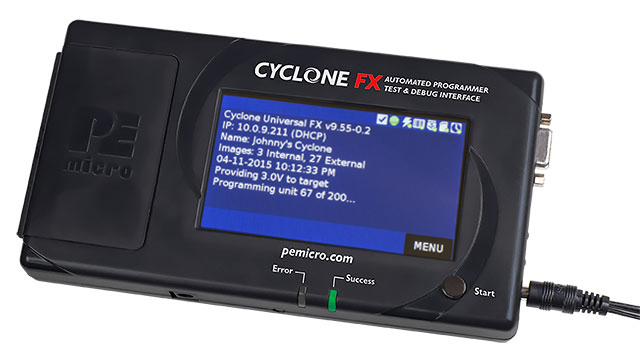 Cyclone Universal FX Flash programing tool