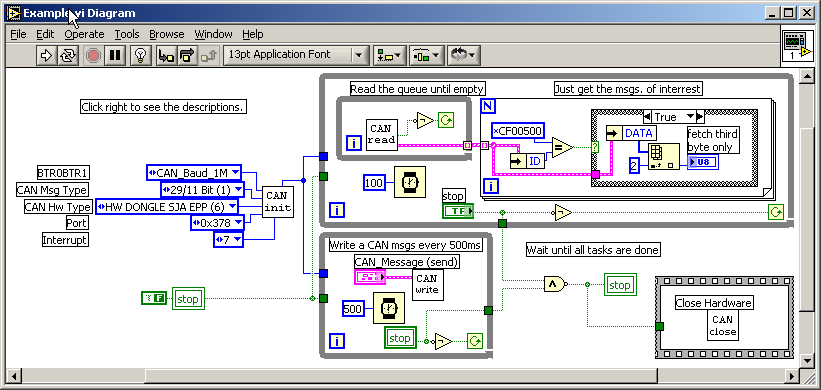 Can Drivers For Canopen Labview Amp Linux